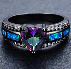 **50% Off** Northern Lights of Fire Ring