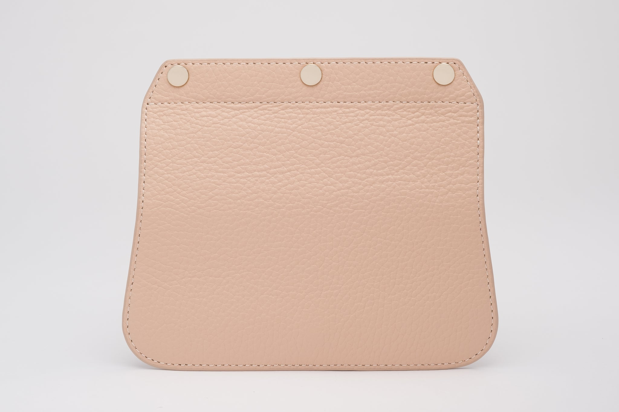 Convertible Handbag Flap - Nude
