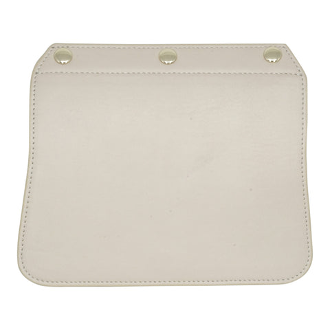 Convertible Handbag Flap - Beige