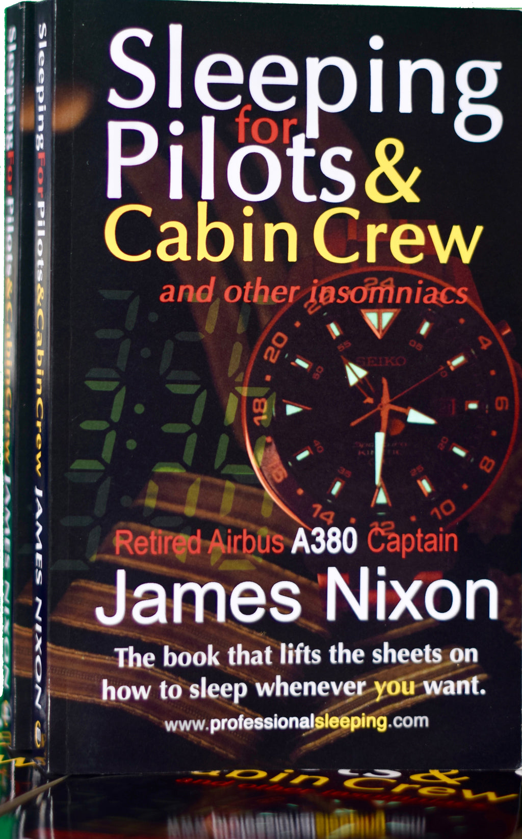 Sleeping For Pilots & Cabin Crew (And Other Insomniacs)