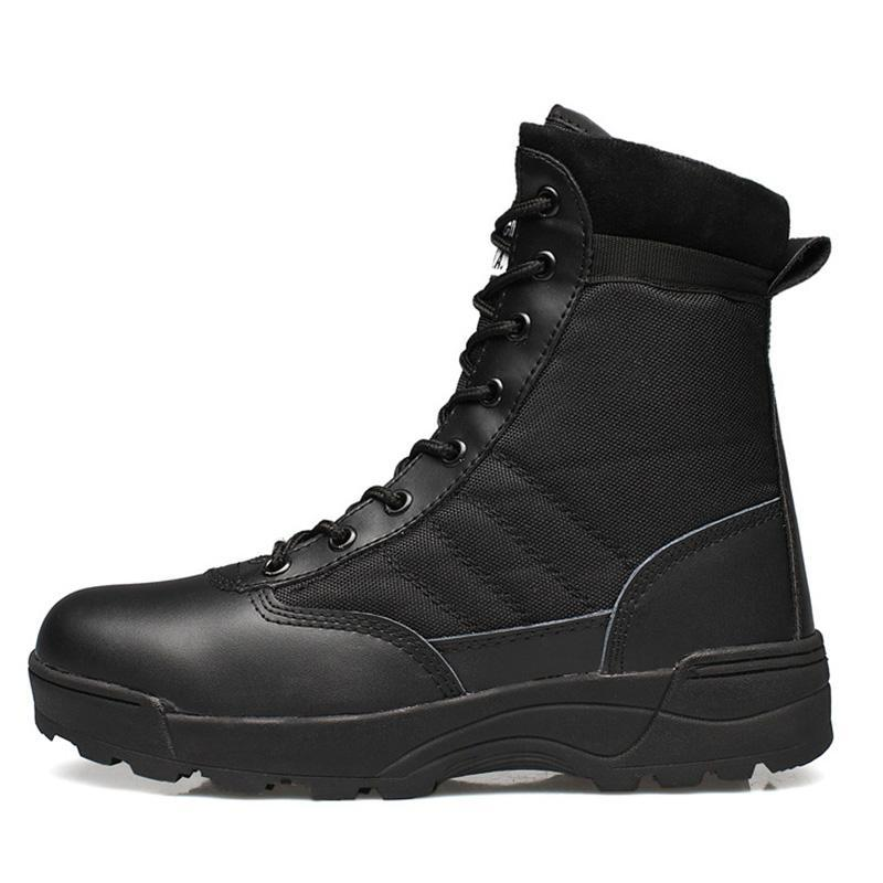 2017 Outdoor Military Men's Boots