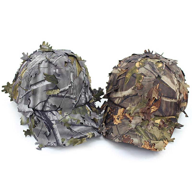 Camo Jungle Hat Baseball Cap