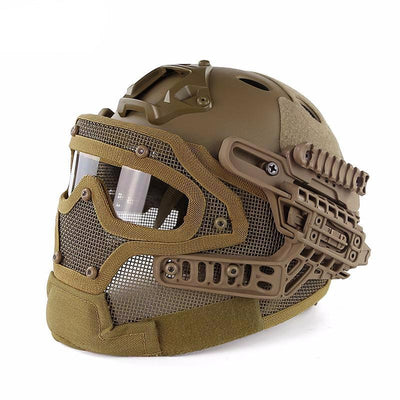 New Development - Tactical Helmet