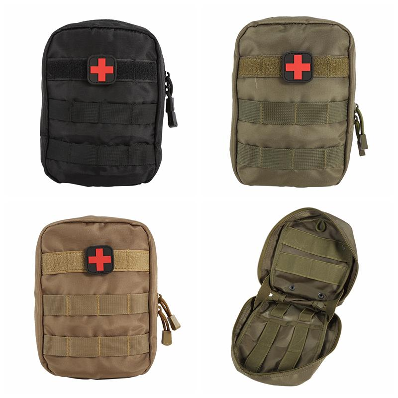 First Aid Outdoor Emergency Molle