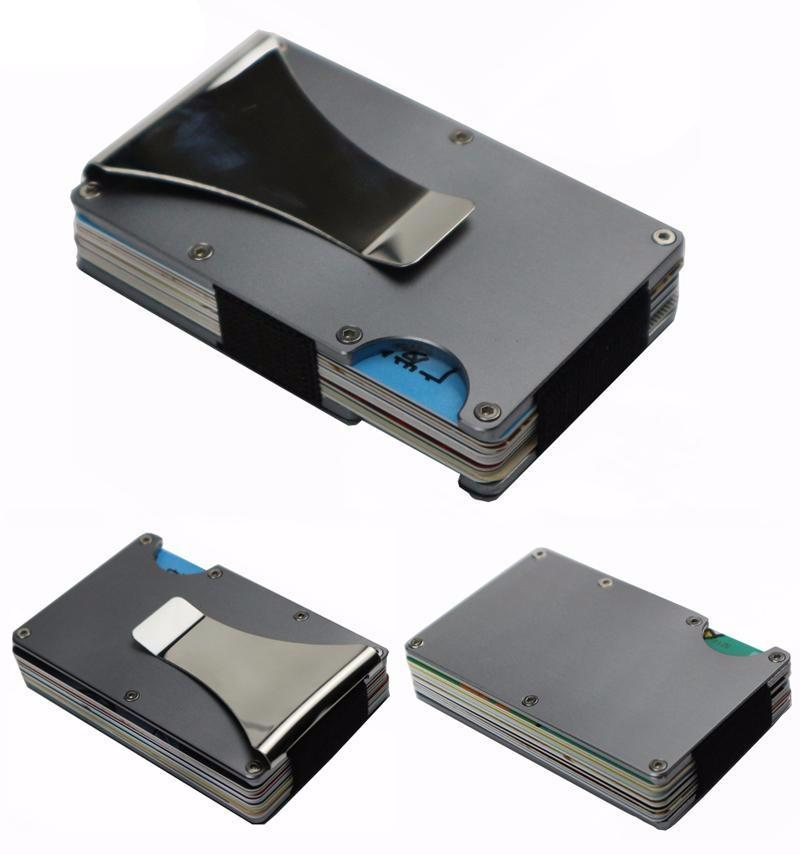 RFID Defender Slim Wallet