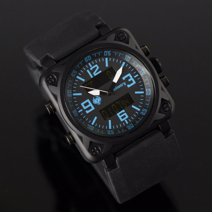 Tactical Ops Watch™ - Square Watch