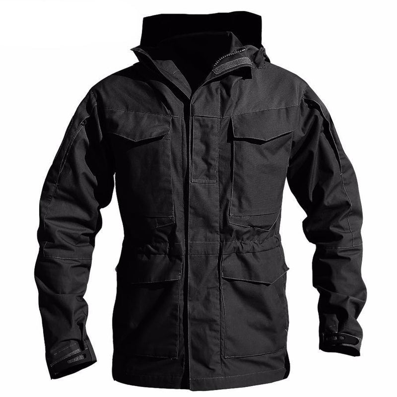 Military Windbreaker - Winter Men's Jacket