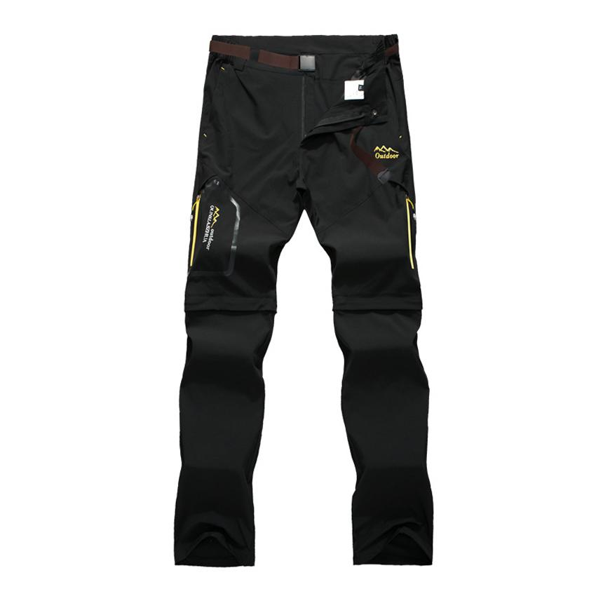 The Mountain Skin™ - The Zip Off Hiking Pants