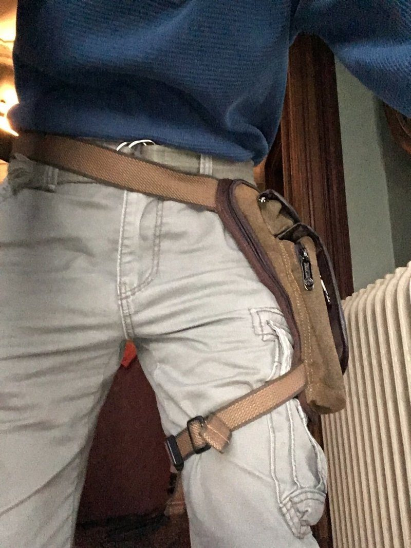 Barrel Busters™ Waist Bag