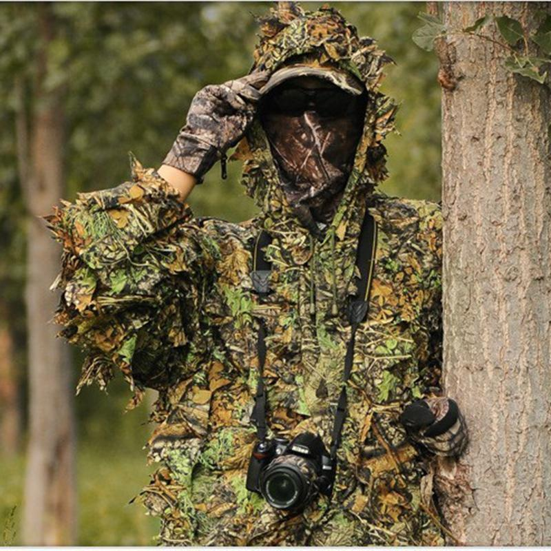 The Camper - Camo Ghillie