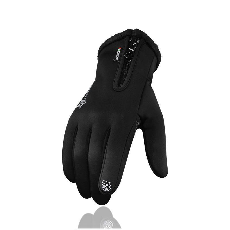 Anti-Slip Gloves - Touchscreen Compatible