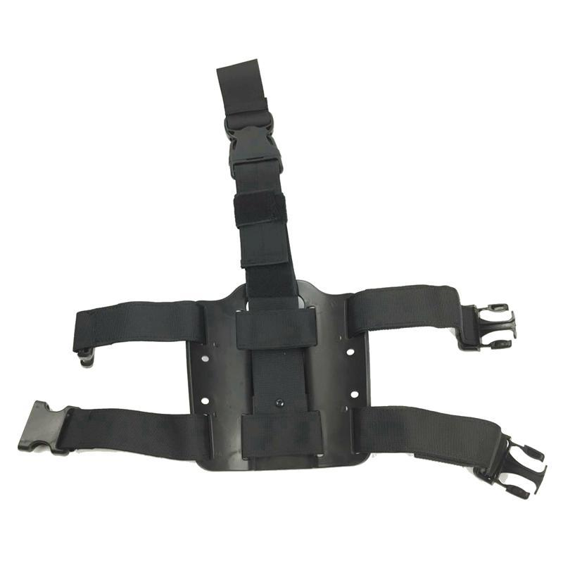 Black Modular Drop Leg Holster