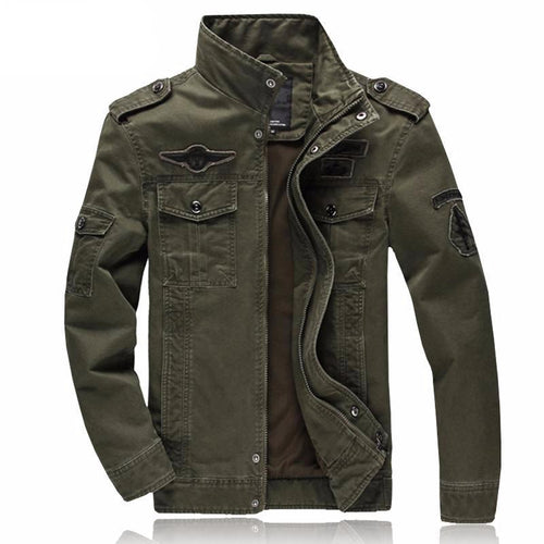 Air Force 1 Military Autumn Jacket