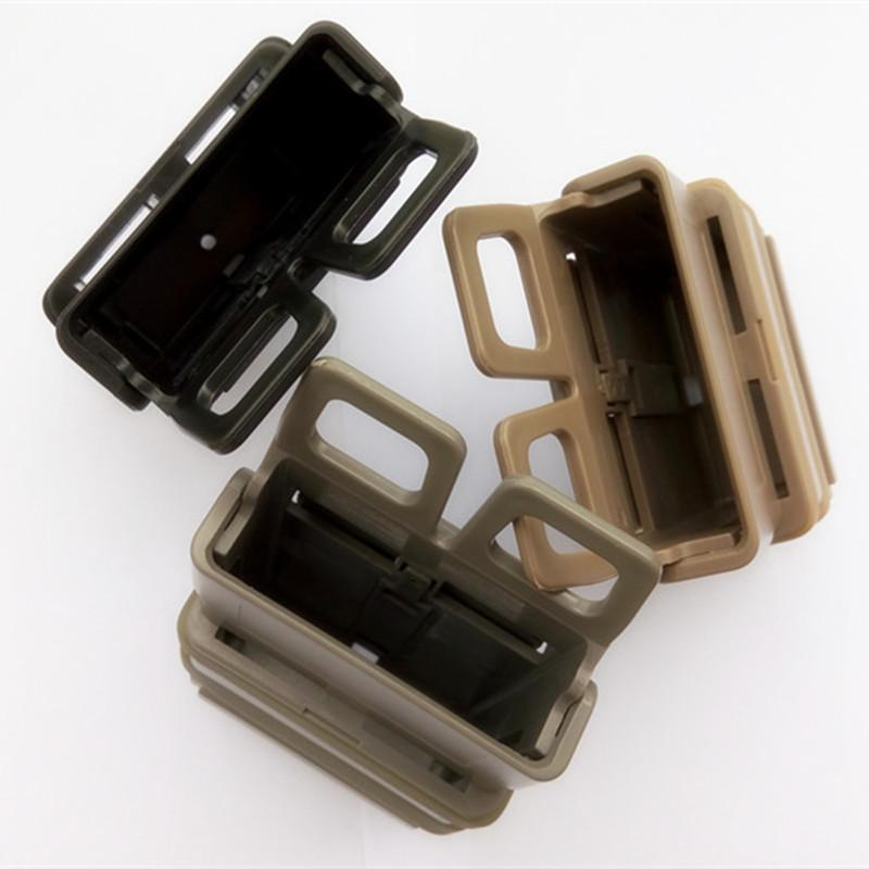 Quick Magazine Molle M4 Pouch - Multiple Colors