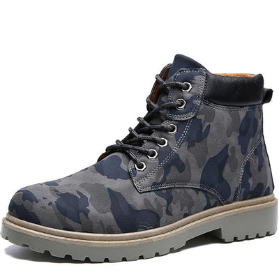 StrikeTeam™ Desert Tactical Boots