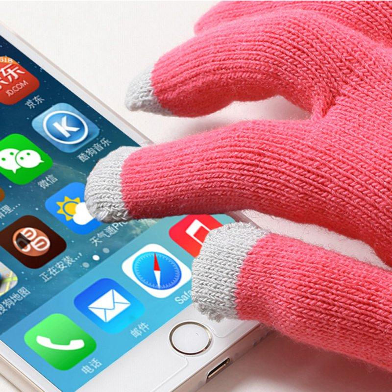 Wireless Bluetooth Winter Gloves
