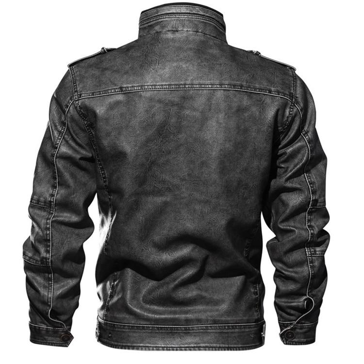 Outdoor Guerrilla Dawn Biker Jacket