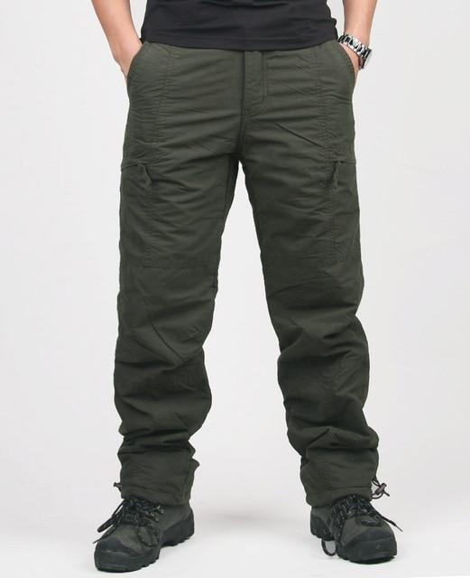 Flat Pocket Pants