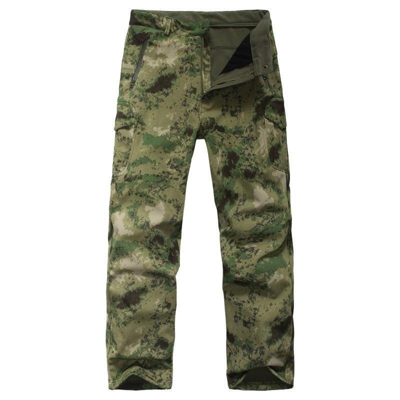 Soft Shell  Hunting Pants