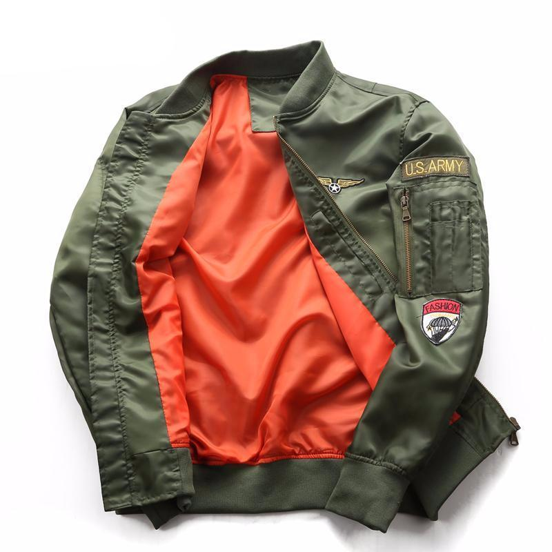 Air Force Bomber - Multiple Colors