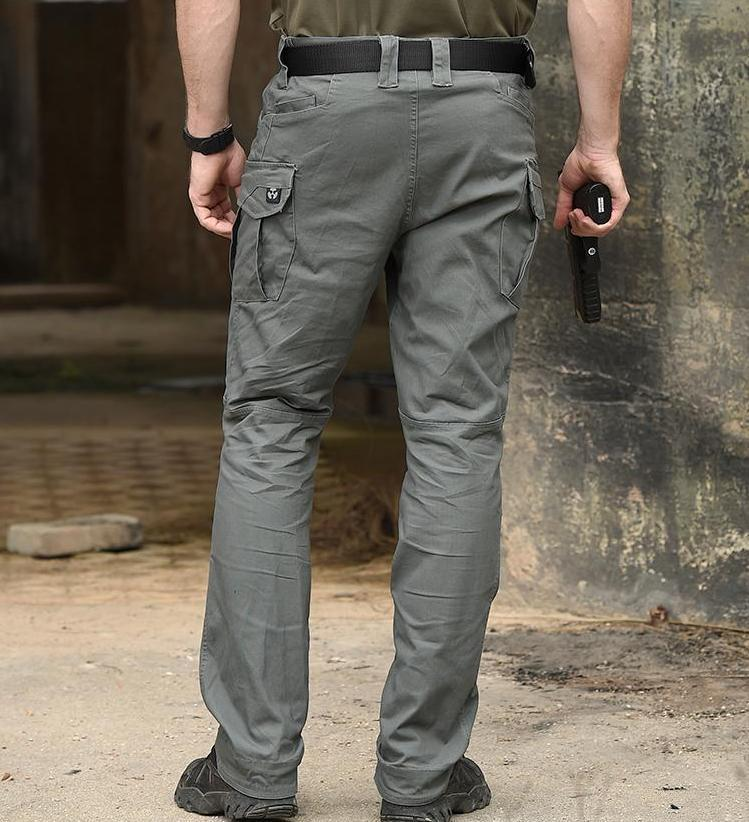 Tactical Multi Pocket Pants