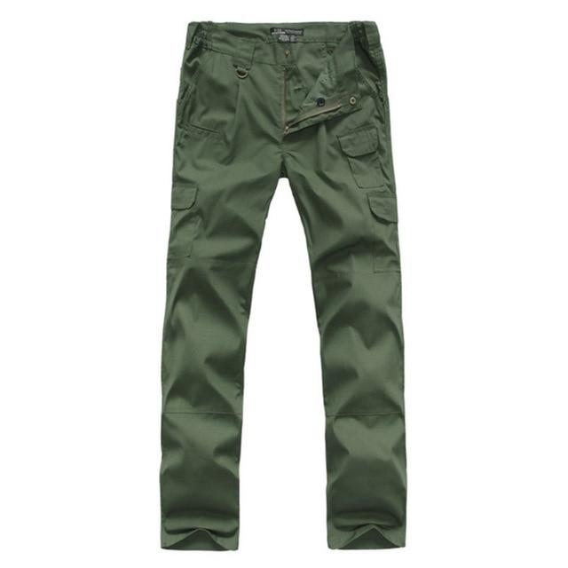 Plain Colored Tactical Pants