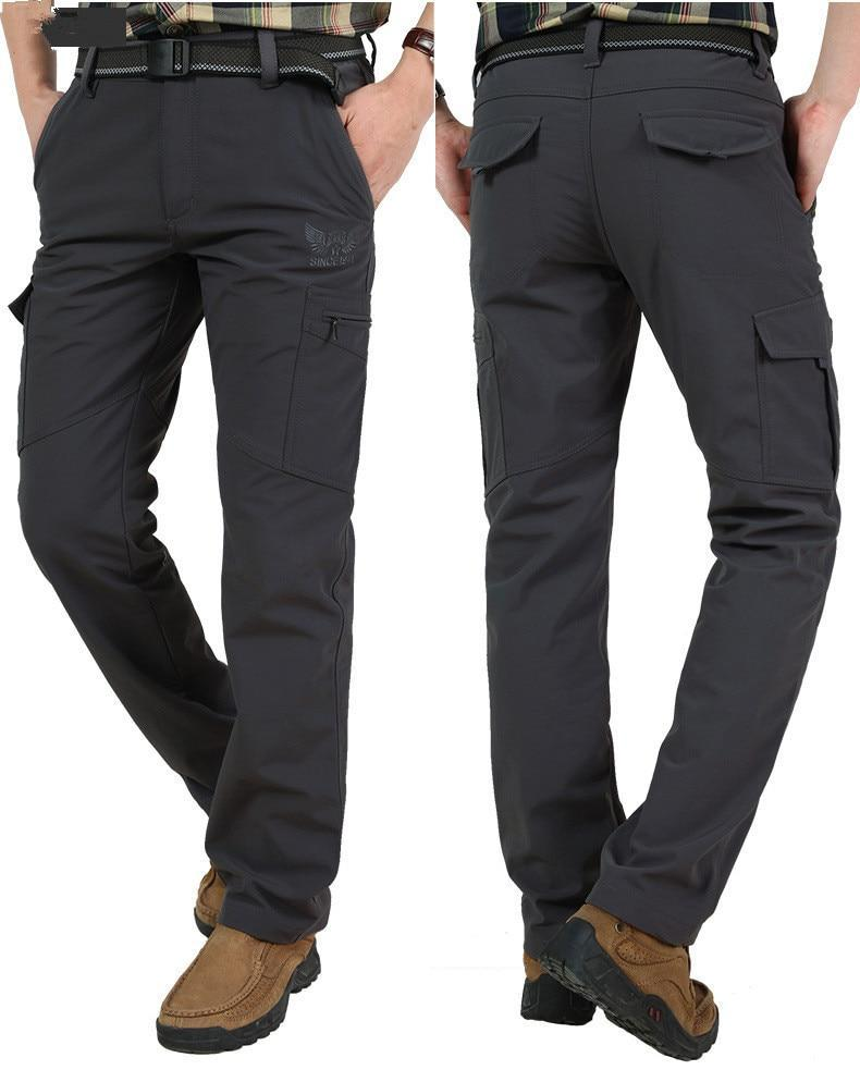Cargo SoftShell Pants