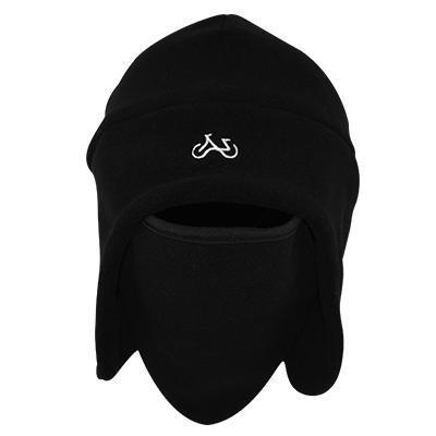 Fleece Ear Beanie And Thermal Mask