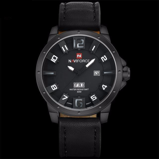Tactical NaviForce Military Watch