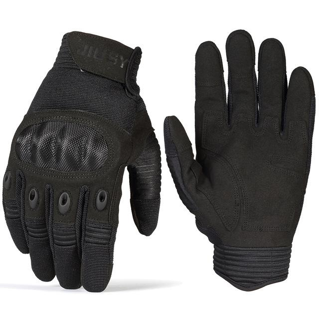 Tactical Ops Gloves™ - Soft Knuckle Touchscreen Compatible