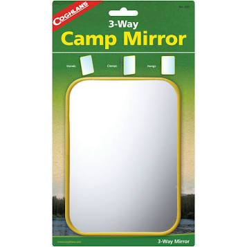 Scorpion Projects Coghlans Camping Mirror