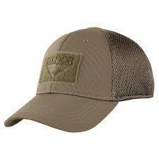 Scorpion Projects Condor Flex Mesh Cap, Coyote Brown