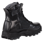 Scorpion Projects Condor Garner 6 Inch Zip Boot - Black