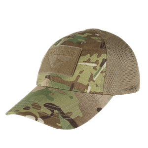 Scorpion Projects Condor Tactical Mesh Cap - Multicam