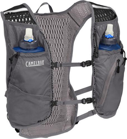 Scorpion Projects Grey/Black Camelbak Zephyr Vest 1 Litre