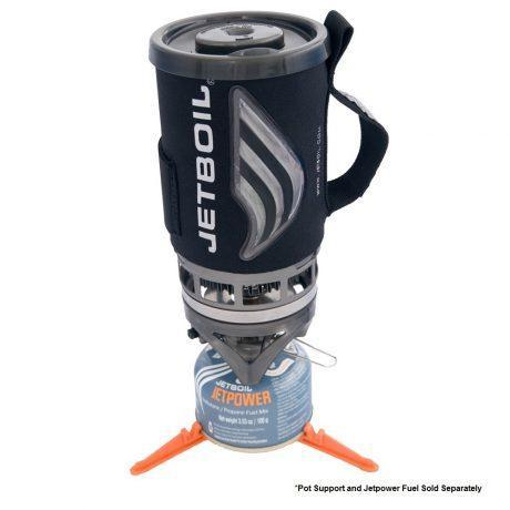 Scorpion Projects Jetboil Flash - Carbon (Black)