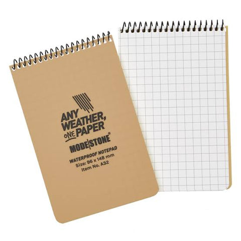 Scorpion Projects Modestone A32 Waterproof Notebook