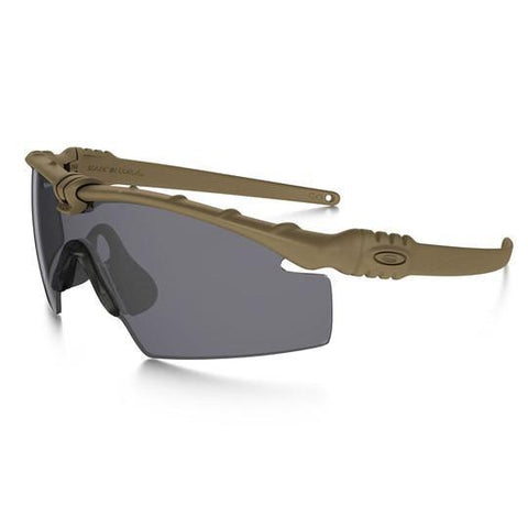 Scorpion Projects Oakley SI M-Frame 3.0 - Bone/Grey Lens