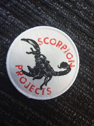 Scorpion Projects Scorpion Projects Patch