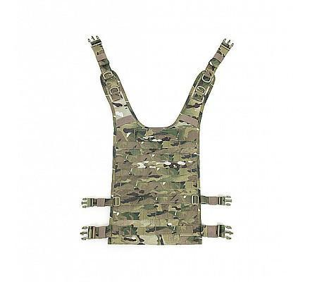 Scorpion Projects Warrior Assault Systems Back Panel - Multicam