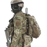 Scorpion Projects Warrior Assault Systems Elite Ops Helmet Cargo Pack