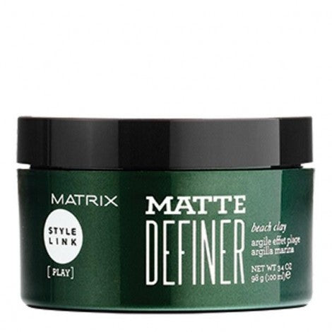 Matrix Style Link Matte Definer Beach Clay