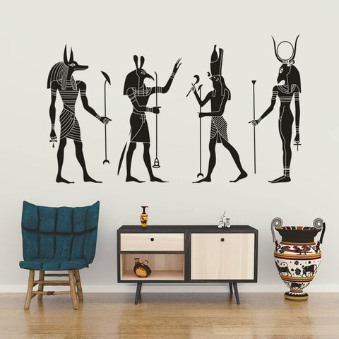 OnDecal Egyptian Cultural Decoration