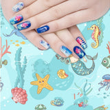OnDecal Ocean Nail Decals