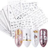 OnDecal 16pc Variety Pack Nail Decal
