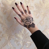 OnDecal Waterproof Hand Temporary Tattoo