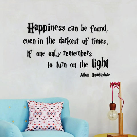 OnDecal Happiness - Albus Dumbledore