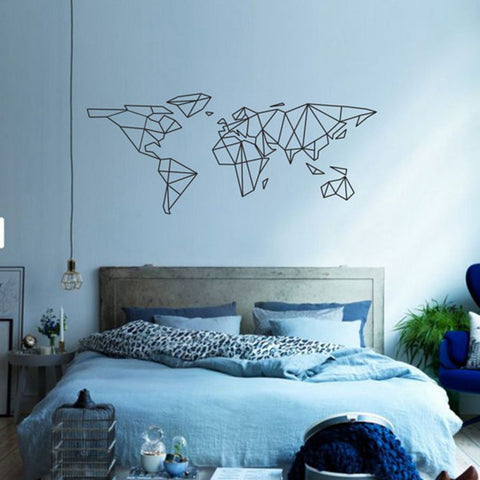 OnDecal Geometric Map of the World