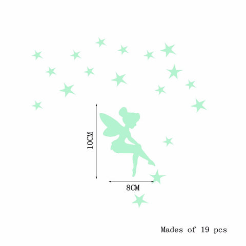 OnDecal Sitting Fairy