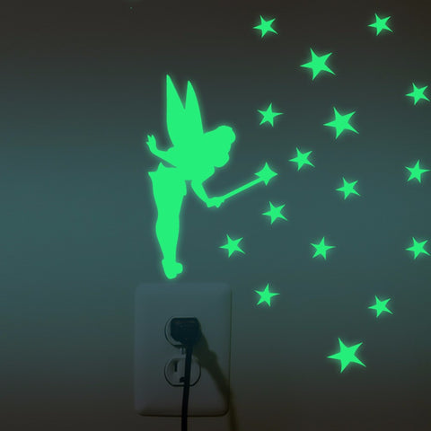 OnDecal Glow In The Dark Fairy